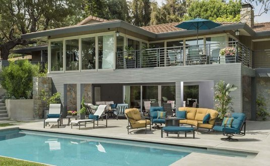 Luxury Outdoor Patio Furniture Store In Orange County